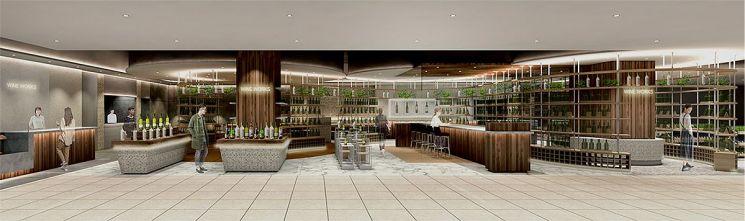 현대百, '업계 최대' 와인 전문점 '와인웍스' 오픈