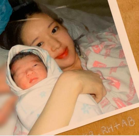 사진=박환희 인스타그램 캡처