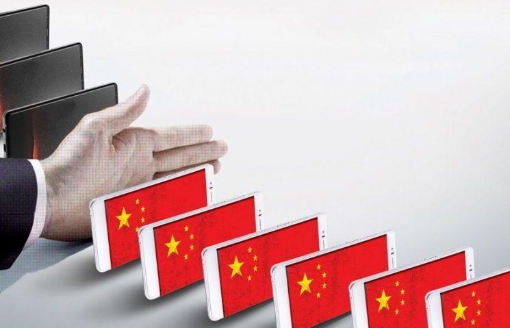 삼성폰 쓰는 중국인, 1000명 중 고작 8명…0%대 점유율