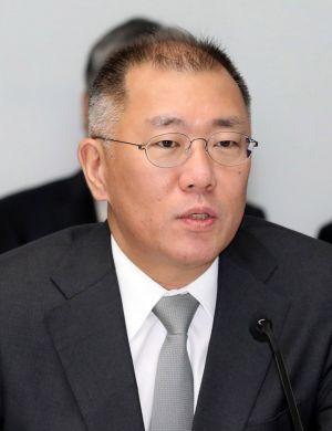 정의선 현대차그룹 수석부회장, 기아차 비상근이사에서 사내이사로 - 아시아경제