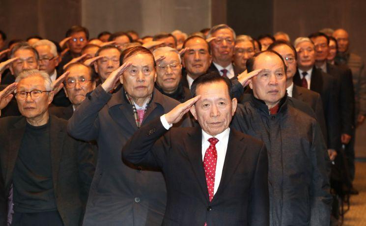 """예비역장성단체 """"천안함 폭침 왜곡한 정경두 국방 사퇴하라"""""""