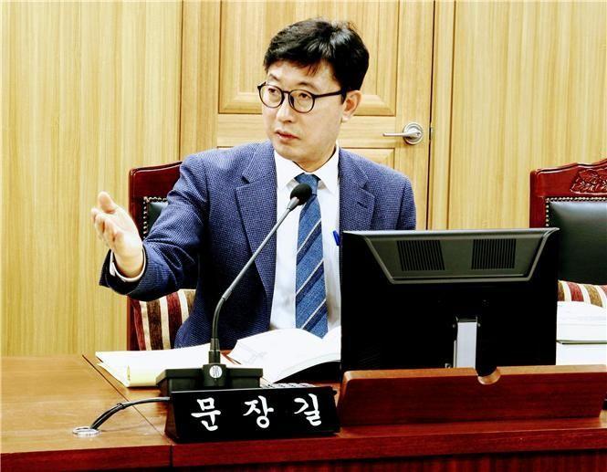 """문장길 서울시의원 """"5·18 민주화 영령 모욕한 망언자들 규탄"""""""