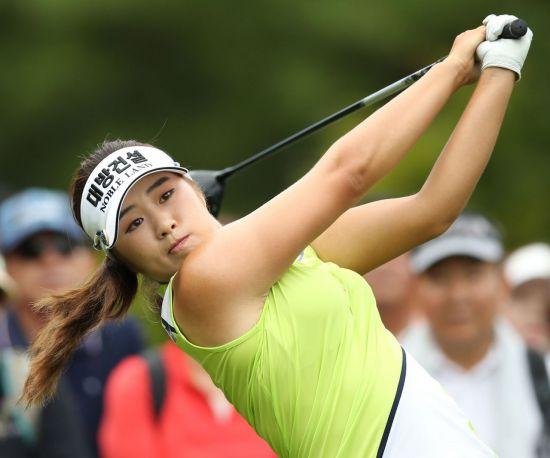 이정은6가 호주여자오픈에서 LPGA투어 공식 데뷔전을 치른다.