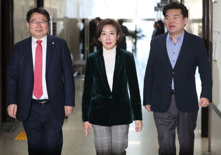 """나경원 """"비건, 남북관계 속도 지적...한국 정부 조심해야 할 부분"""" - 아시아경제"""