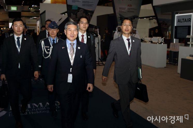 '오일머니' 중동 최대 방산전시회 개막…韓 30개 기업 참여 - 아시아경제