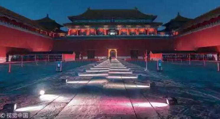 中 자금성, 19~20일 첫 야간 관람 - 아시아경제