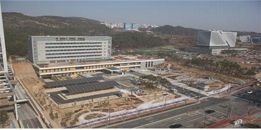 한국에너지공단 울산 우정혁신도시 신청사