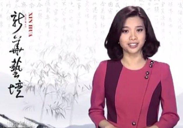 신샤오명의 실제 모델인 신화통신의 실제 저널리스트 취멍(사진=신화왕).