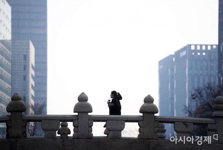[포토]종일 답답 - 아시아경제