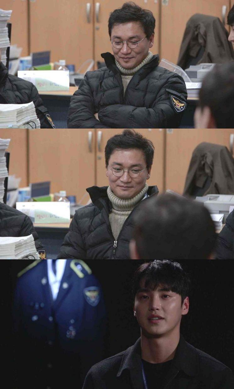 '도시경찰' 이별 현장…조재윤·이태환 결국 눈물