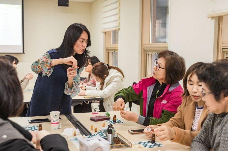 광진구, 주민 마음 건강 치유 위한 힐링명상 프로그램 운영