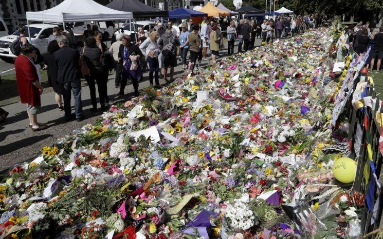 IS, 뉴질랜드 이슬람 사원 테러에 복수 다짐
