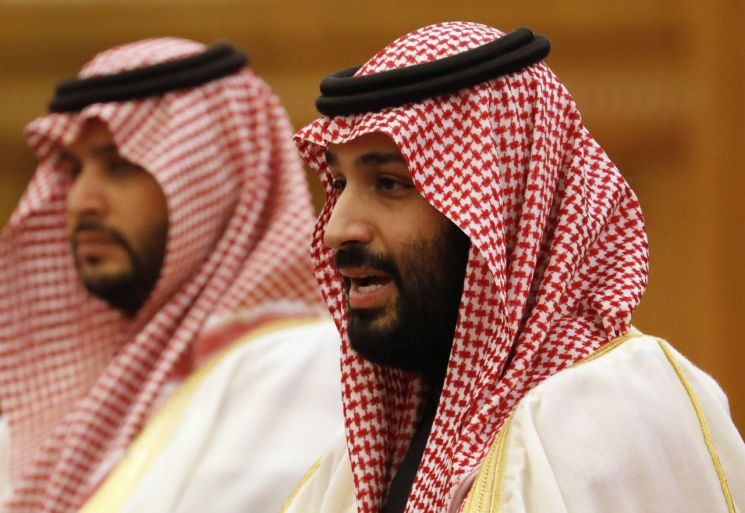 자취 감춘 사우디 왕세자…부친과의 갈등으로 권한 뺏겼나