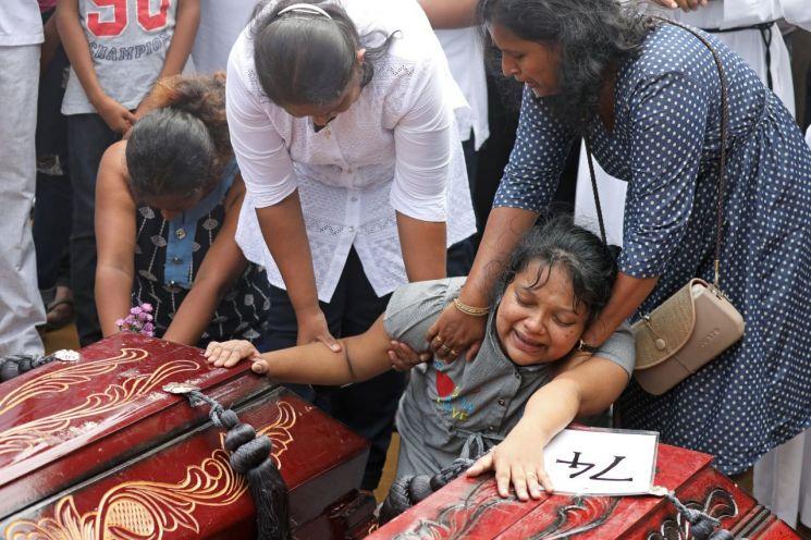 스리랑카 테러 사망자 310명으로 증가…용의자 40명 체포