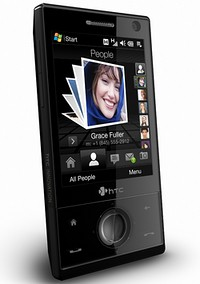 11월 한국에 선 보이는 HTC의 스마트폰 '터치 다이아몬드'