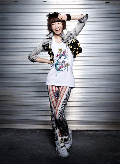 Minzy [YG Entertainment]