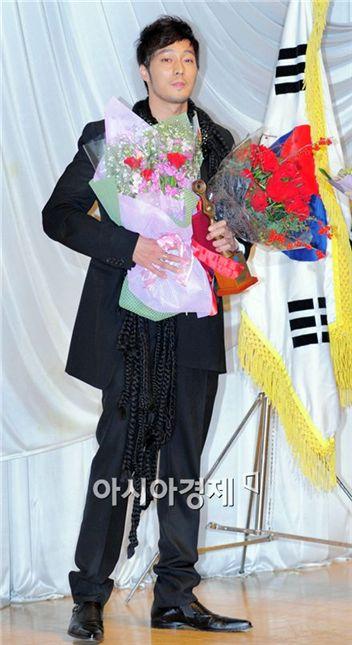 Actor So Ji-sub [Yun Tae-hui/Asia Economic Daily]