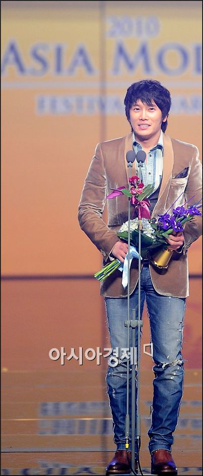 Actor Ji-sung [Park Sung-ki/Asia Economic Daily]