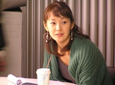 Korean actress Myung Se-bin [MBC]