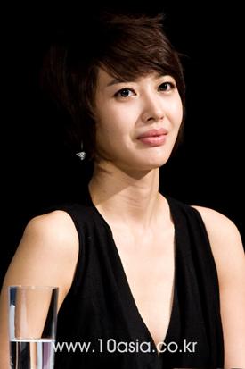 Korean actress Wang Ji-hea [Lee Jin-hyuk/10Asia]
