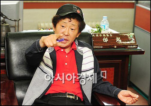 """한국연극배우협회장 강태기, """"재정지원 받고, 전용 극장 마련하는게 목표죠"""""""