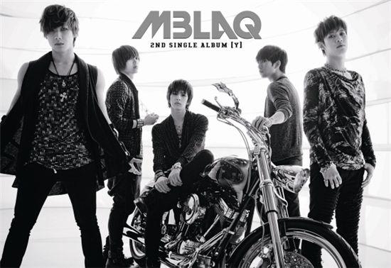 Korean idol boy band MBLAQ [J.Tune Entertainment]