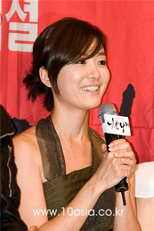 Actress Oh Yeon-su [Lee Jin-hyuk/10Asia]