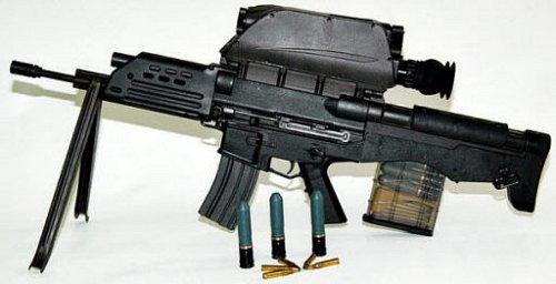 <h1>K11 복합형 소총 올해부터 특전사 보급</h1>