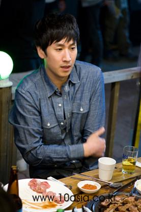 Actor Lee Sun-gyun [Chae Ki-won/10Asia]