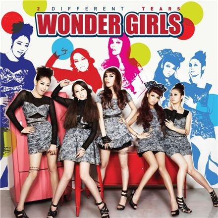 Asia pop sensation Wonder Girls [JYP Entertainment]