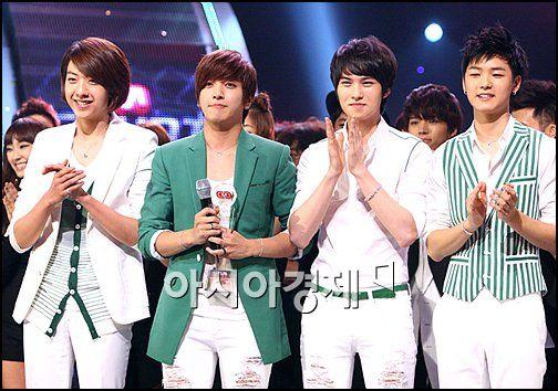 Male band CNBLUE [Park Sung-ki/Asia Economic Daily]