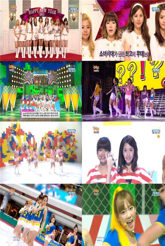 """SNSD chọn """"Oh!"""" là màn trình diễn hay nhất của họ ở Music Core năm 2010 2011010116550147253_1"""