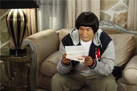 Korean actor Jung Gyu-woon [CJ E&M]