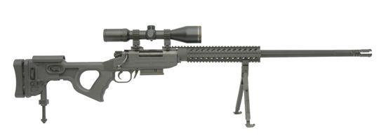S&T대우가 개발한 저격용소총 XK14