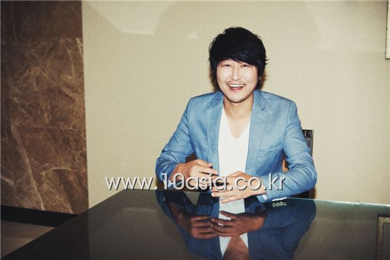 Song Kang-ho [Chae Ki-won/10Asia]