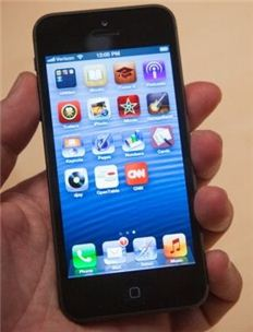 아이폰, 국정원 보안적합성 심사 탈락