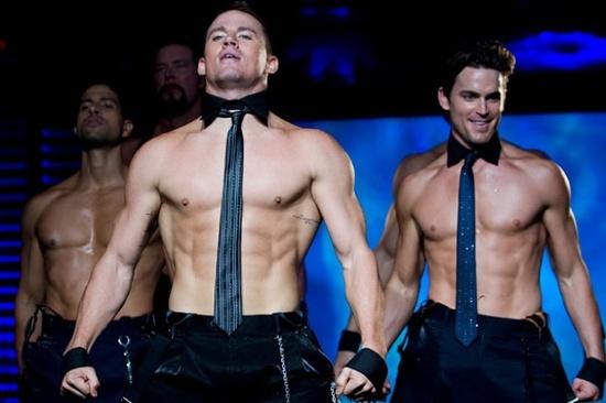 채닝 테이텀(가운데)이 <피플>의 '가장 섹시한 남자' 특별호의 표지를 장식했다.