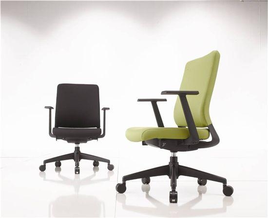 네오스, 디자인 강조한 사무용 의자·소파 10종 출시 - 아시아경제