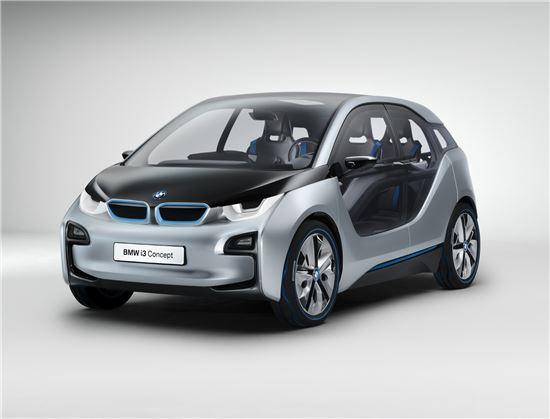 BMW 전기차 i3 가격 5142만원…내년 5월 국내 출시