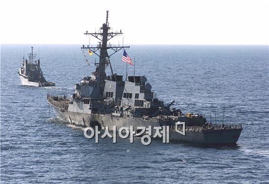 <h1>최첨단 해상무기<2> 연안전투함(Littoral Combat Ship)</h1>