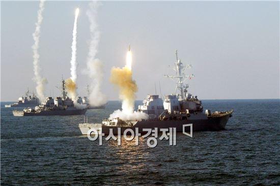 <h1>최첨단 해상무기<10>알레이버크급 구축함 (Arleigh Burke class destroyer)</h1>