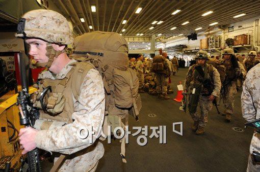 <h1>한미 해병대, '쌍용훈련' 내달 1만명 투입…역대 최대 규모로 진행</h1>