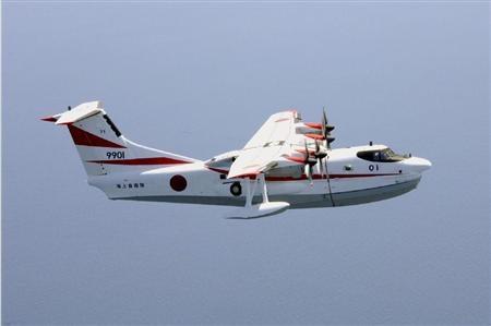 일본이 인도에 수출을 추진중인 해상자위대의 US2