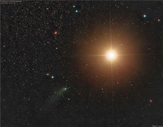 태양 183 지구 183 화성 그들이 우주쇼를 만든다 아시아경제