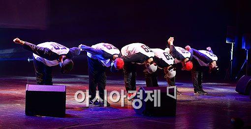 '2014 힙합문화대상' 진조크루, 영광의 대상 수상 '감격'