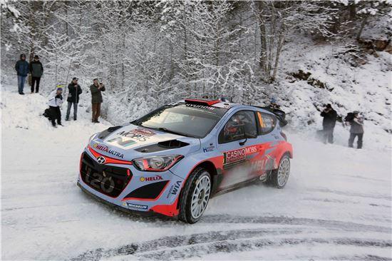 현대차, WRC 국내 중계방송 기념 경품행사