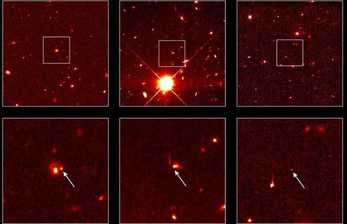 우주의 팽창 속도 증가. 사진 제공 = NASA