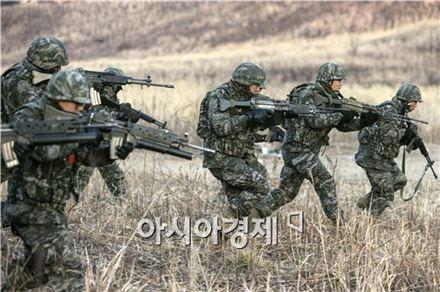 전쟁 발발시 5~8년 차 향토 예비군은 동대에서 지정한 장소로 모인 뒤 임무를 수행하게 된다.