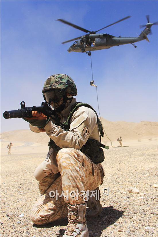 아크부대는 UAE군 특수전부대에 대한 군사훈련과 연합훈련, 유사시 UAE내 거주하는 우리 국민을 보호하는 임무를 수행했다.