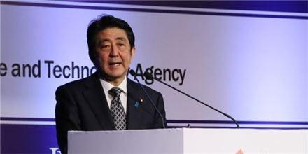 일본 아베 총리. 사진= 일본 수상관저 공식 홈페이지